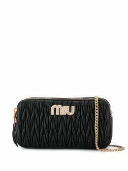 Miu Miu - matelassé camera bag 6550BSQ9556393600000