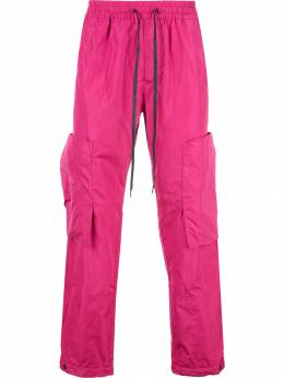 Vivienne Westwood Anglomania - drawstring cargo trousers 3666096953EU95533090