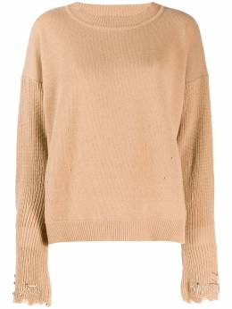 Pinko - embellished sleeve sweater 55QY5T3L399556839900