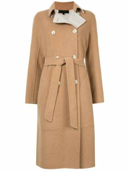 Rag & Bone - belted double-breasted coat 99F0660OD60953399560