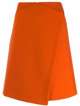 Luisa Cerano - wrapped front skirt 66603389556833500000