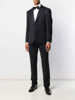Canali - tailored suit jacket 66853939938695333696