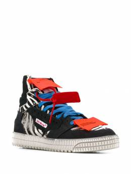 Off-White - Off Court 3.0 high top sneakers A665F998666609556358