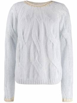 Forte Forte - cable-knit jumper 9MYKNIT9559560600000