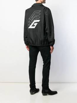 Givenchy - graphic logo jacket 6C390CH6669556985300
