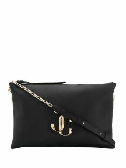 Jimmy Choo - logo shoulder bag ENNESHOULDER95359356