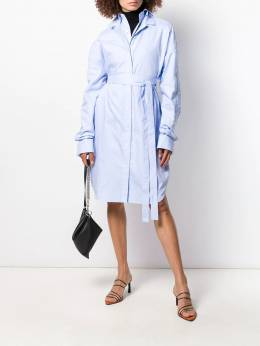 Y/Project - double collar shirt dress ESS65S93953855680000