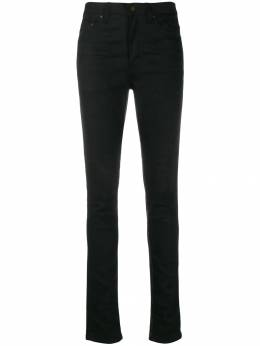 Saint Laurent - mid-rise skinny denim jeans 339YO566955993560000