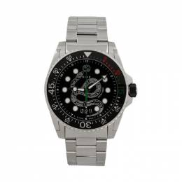 Gucci Silver Dive Snake Watch 192451M16501901GB