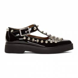 Marc Jacobs Black The Mary Jane Loafers 192190F12100301GB