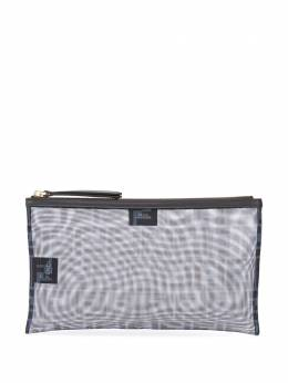 Fendi - logo mesh clutch bag 959A8HN9559309800000