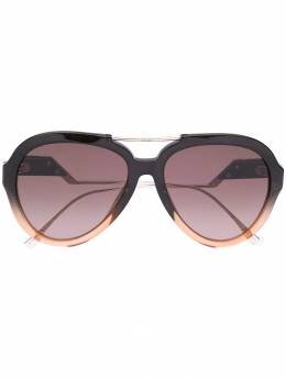 Fendi Eyewear - oversized ombré sunglasses 300GS953335350000000