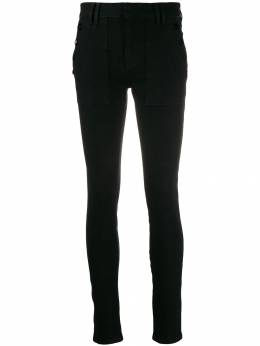 Victoria Victoria Beckham - button embellished skinny jeans 06AW99P5939596663500