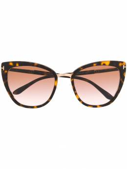Tom Ford Eyewear - Simona cat-eye sunglasses 93953533830000000000