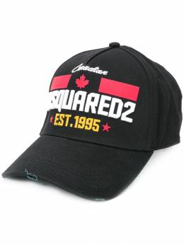Dsquared2 - embroidered baseball cap 600365C6666995339935