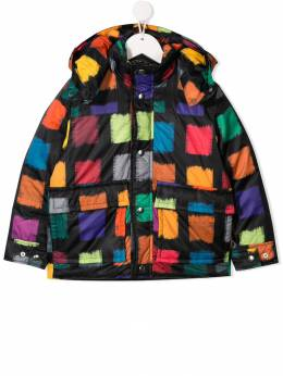 Marni Kids - geometric print padded jacket 0JQM66GS6M9669538359
