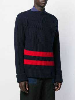 Marni - ribbed striped jumper G6689Q6S968539535380