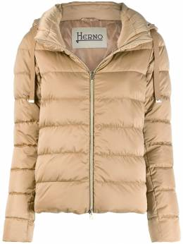 Herno - hooded padded jacket 986D9093695335569000