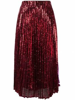 Philosophy Di Lorenzo Serafini - sequin embroidered skirt 65355999595595950000