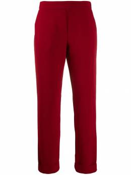 P.A.R.O.S.H. - slim fit cropped trousers ATYXD036960X95569556