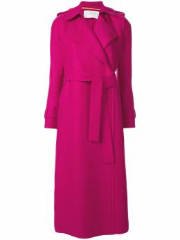 Harris Wharf London - belted trench coat 08MLK955300660000000