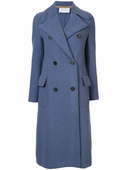 Harris Wharf London - double-breasted trench coat 30MLC955300630000000