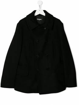 Dsquared2 Kids - double-breasted button coat 3LQD66V5955939600000