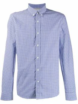 Brunello Cucinelli - check print long-sleeved shirt 683668C6939533356000