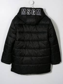 Msgm Kids - padded jacket 03995383398000000000
