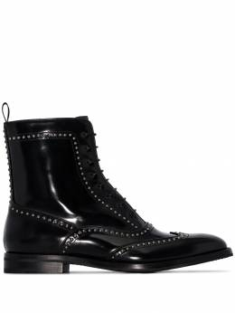 Church's - Chrissy studded ankle boots 9969EMCRISSYMET95606