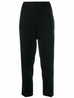 Theory - high-waisted cropped trousers 69099955336360000000