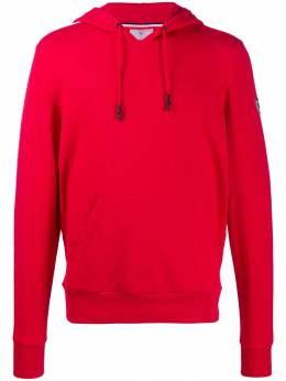 Rossignol - plain fitted hoodie MS039536885900000000