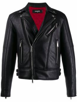 Dsquared2 - zip-up bomber jacket AN6685S5066395565369