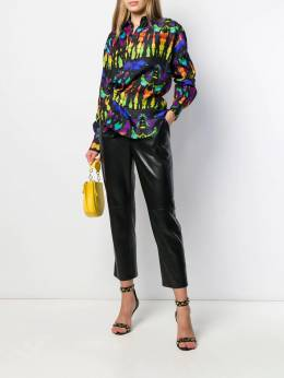 Dsquared2 - psychedelic print shirt DL6695S5039695595690