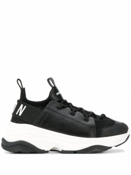 Dsquared2 - panelled lace-up sneakers 66639656095695505569