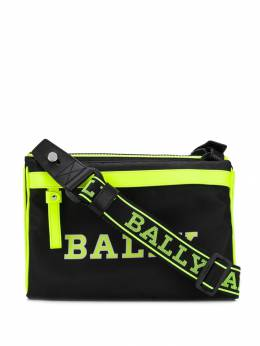 Bally - logo print clutch bag 83999550860600000000