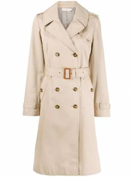 Tory Burch - belted trench coat 55338580000000000000