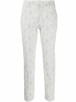 Piazza Sempione - cropped tapered trousers 95330395503365000000