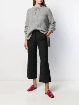 Piazza Sempione - cropped tailored trousers 38335895503853000000