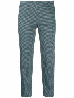 Piazza Sempione - cropped check-print trousers 95330395503353000000