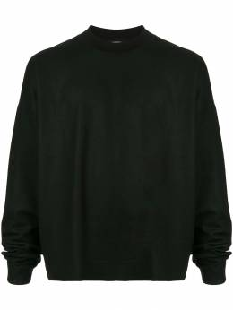 Jil Sander - relaxed fit jumper P363636MP06336895563