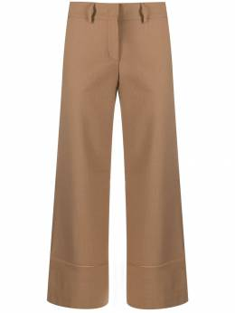 Piazza Sempione - cropped wide-leg trousers 38335895503896000000