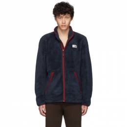 The North Face Navy Campshire Full Zip Jacket 192802M20200503GB