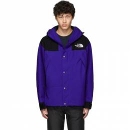 The North Face Blue 1990 Mountain Jacket 192802M18000201GB