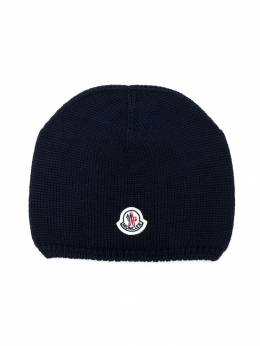 Moncler Kids - knitted beanie 9365969BL93956383000
