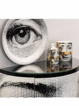 Regalo Gold Otto Scented Candle With Lid Fornasetti 69I9N0001-TVVMVElDT0xPUg2