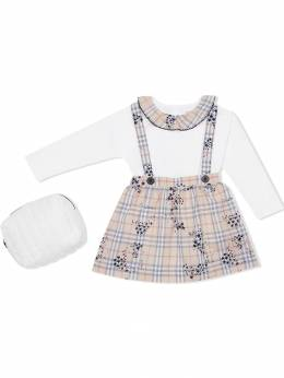 Burberry Kids - костюм-двойка в клетку 88699508958000000000