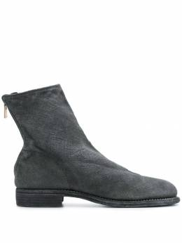 Guidi - back zip boots M9930953330000000000