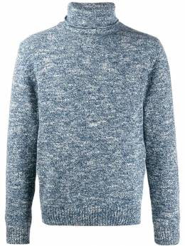 Isaia - ribbed roll-neck sweater 35MG3698955538600000