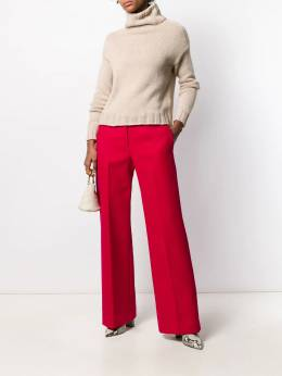 Theory - tailored wide leg trousers 65065955698650000000